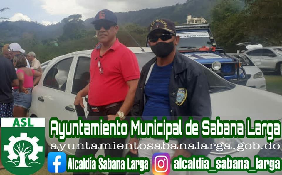 Alcalde Milton Brea Supervisa Balnearios Junto a Cuerpo de Bomberos y Policía Municipal