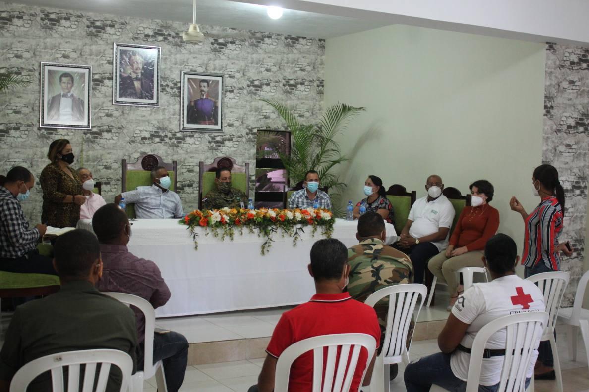 Alcaldía de Sabana Larga Convoca Reunión con Carácter de Urgencia
