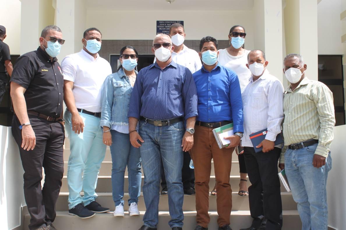 Alcaldia Sabana Larga Realiza Importante Reunion Para Solucion del Vertedero Municipal
